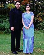 Bobby and Ritika Bhasin